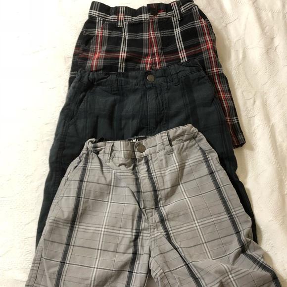 a37833d80 Tony Hawk Bottoms | 3 Boys Plaid Shorts | Poshmark